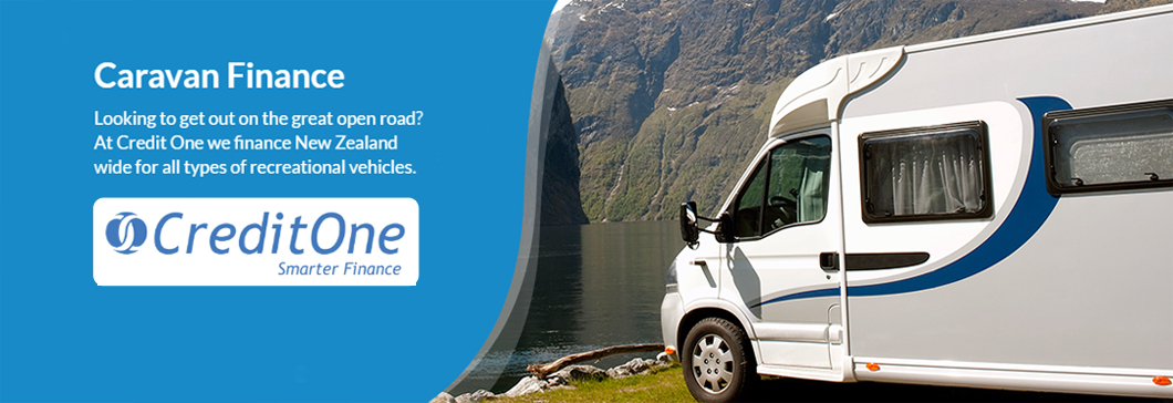 Credit One - Finance for motorhomes and caravans.