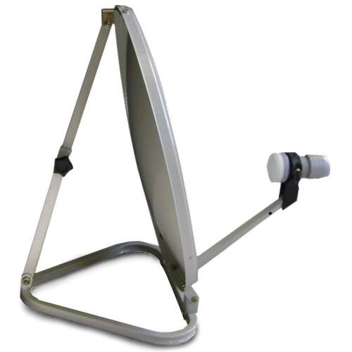 RSE Portable 45cm Satellite Dish