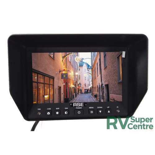 "RSE Reversing Camera 7"" Monitor"