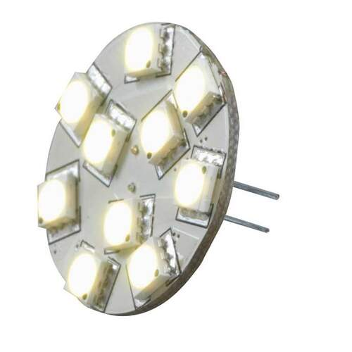 RVSC G4 9-SMD Card Back Fitting LED 120 lumen Light