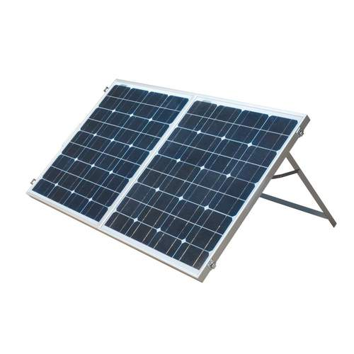 RVSC Folding 80w Solar Panel and Controller