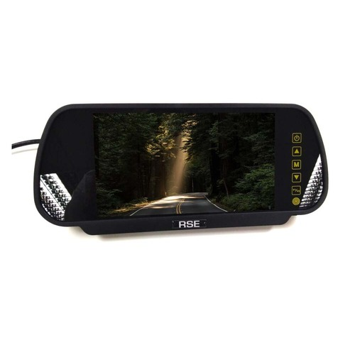 "RSE Reversing Camera 7"" Mirror Monitor"