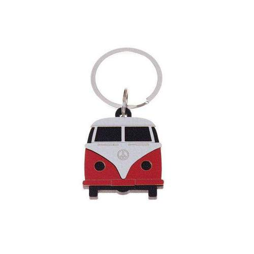 Keepers Kamper Red Keyring