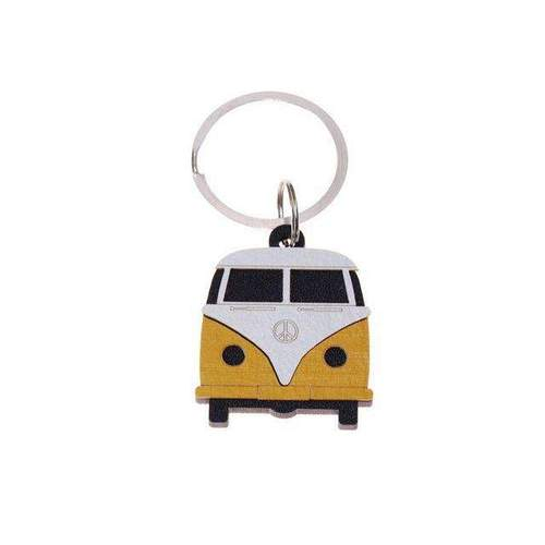 Keepers Kamper Yellow Keyring