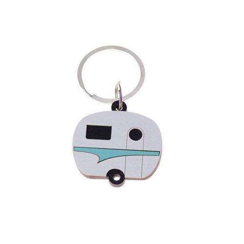 Keepers Caravan Mint Keyring
