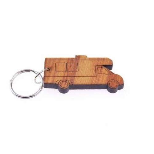 Keepers Critter Camper Keyring