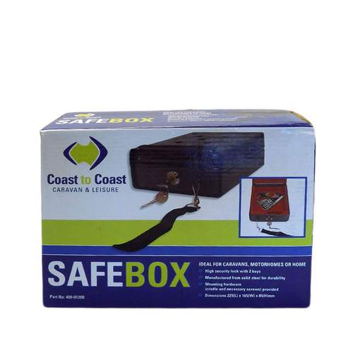 Coast to Coast Safebox ***