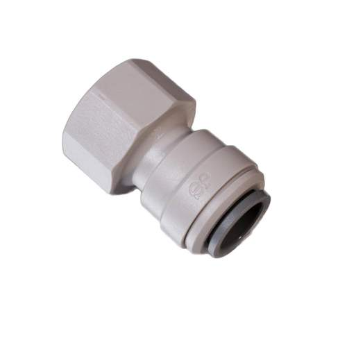 "John Guest Female 12mm - 1/2"" Connector"