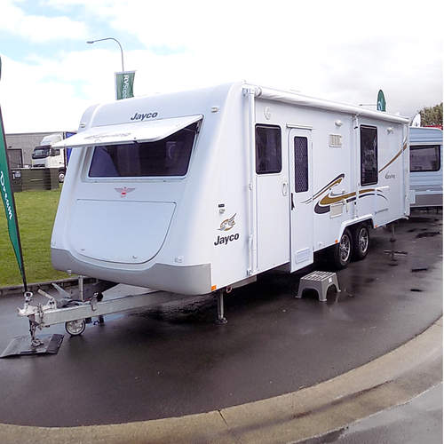 2011 Jayco Stirling Caravan 25ft