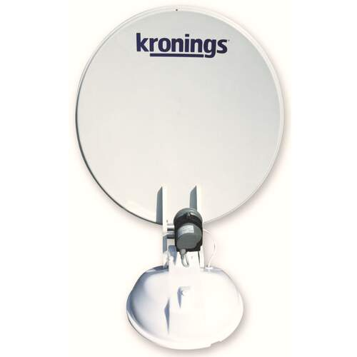 Kronings Ultra Fully Auto 62cm Satellite Dish