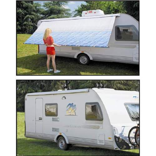 Fiamma Caravanstore Bag Awning - 2.8m (2.25m Extension)