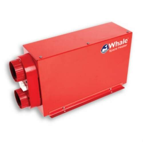 Whale 1 Outlet 2Kw Spaceheater Full Kit