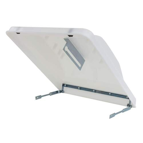 Valterra Universal Vent Lid Only - White