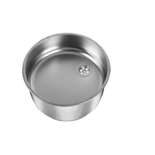 RVSC Round Stainles Steel Sink