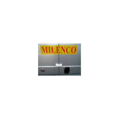 Milenco Deadlock for Rear and Sliding Van Doors