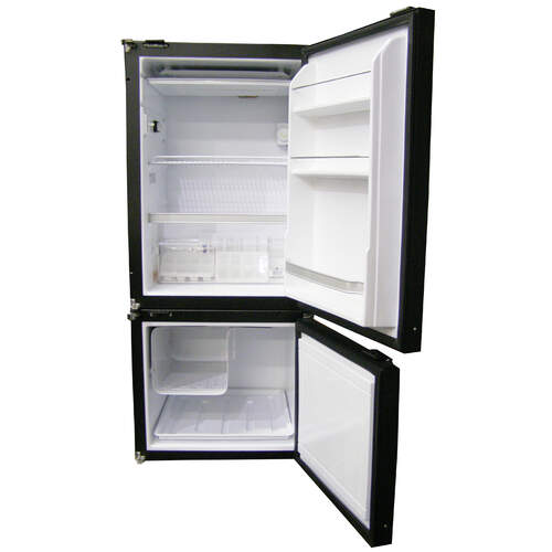 Novakool RFU6200 12/24v Fridge/Freezer - 170 Litre