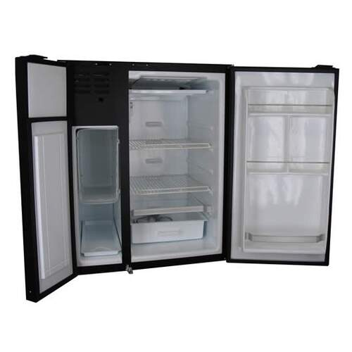 Novakool RVFS7501 12/24v Fridge/Freezer - 212 Litre