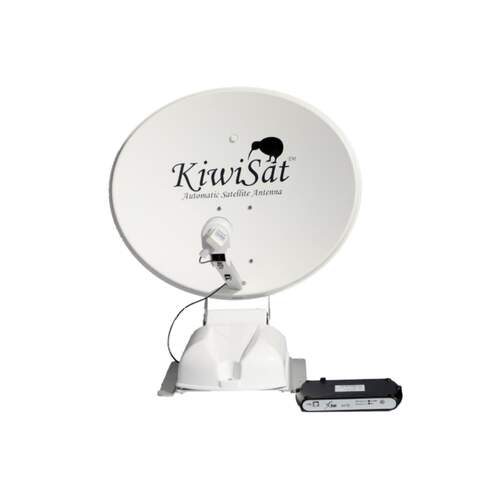 KiwiSat Automatic Satellite Dish - 60cm