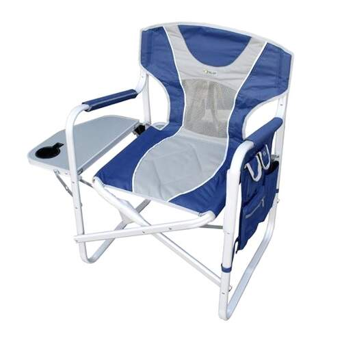 Coast Directors Chair Blue Grey