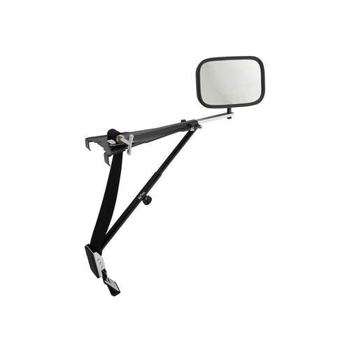 Coast Door Mounted Towing Mirror