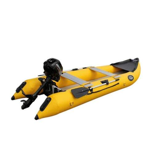 Nifty Inflatable Boat - Yellow