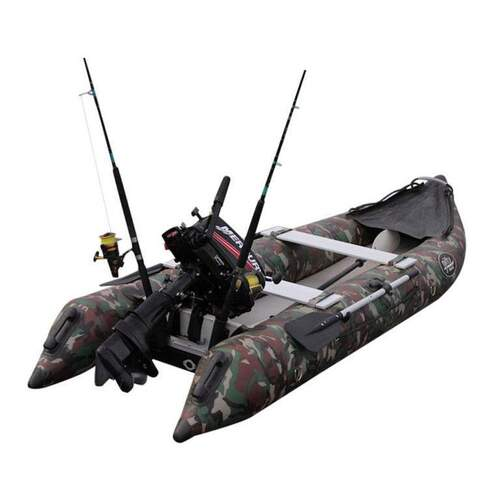 Nifty Inflatable Boat - Camo