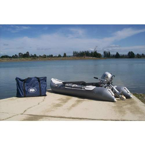 Nifty Inflatable Boat - Dark Grey