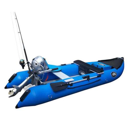 Nifty Inflatable Boat - Blue