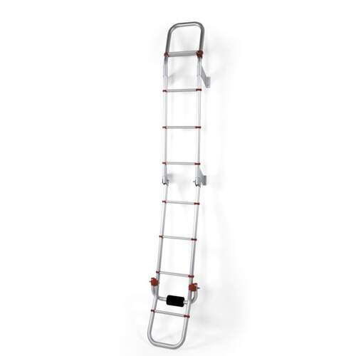 Fiamma Deluxe 8 Step Foldable External Ladder
