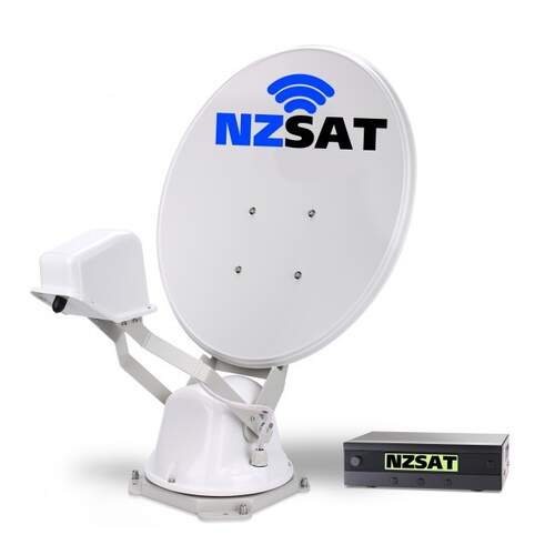 NZSAT Automatic 65cm Satellite Dish
