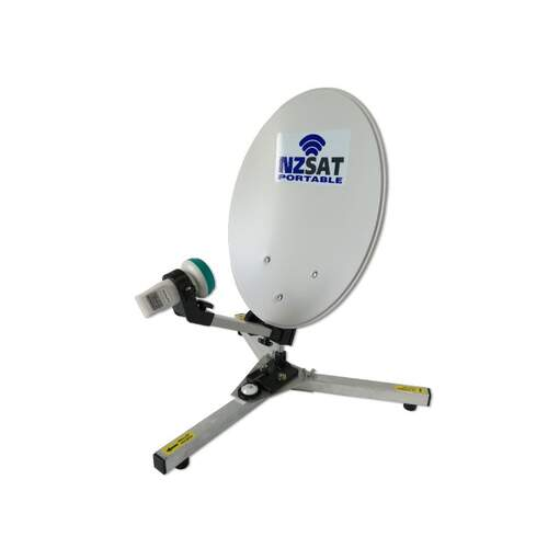 NZSAT Portable Satellite Dish