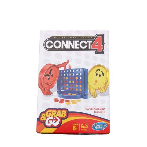 Grab and Go Connect 4 Travel Game***