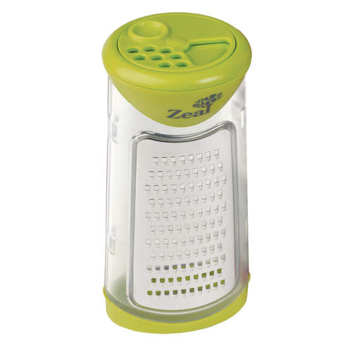 Zeal Shaker and Grater Dispenser