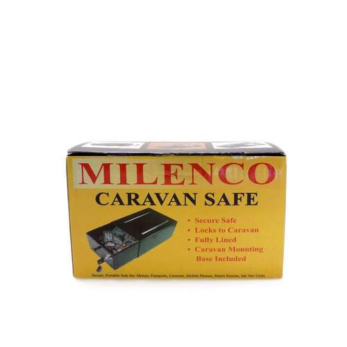 Milenco 100x230x160mm Caravan Safe***