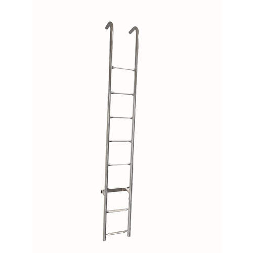 KEA 2.3m Stainless Steel Ladder