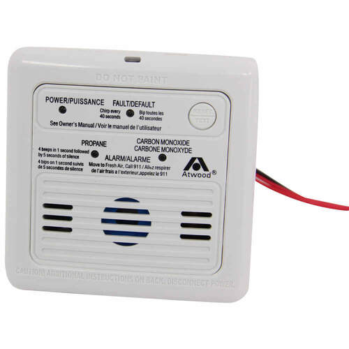 Protechtor LPG and CO Gas Alarm