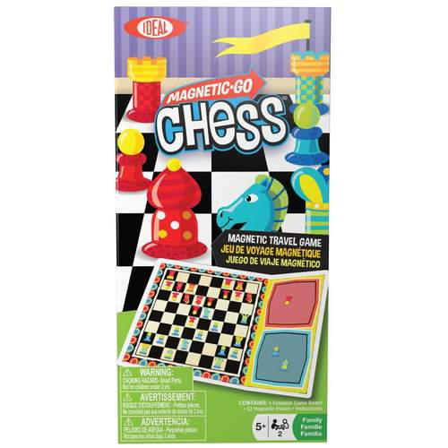 Ideal Magnetic Chess Game***