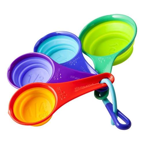 Squish Collapsible Measuring Cup Set