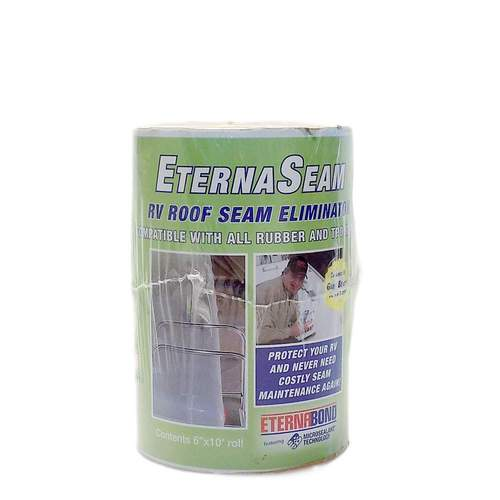 "EternaSeam Roof Seam Eliminator 6"" x 10' Seal Tape"