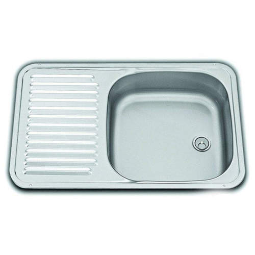 Dometic Stainless Steel Drainer and Sink