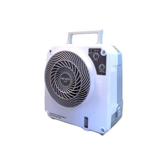 Fan-tastic Rechargable Cooler
