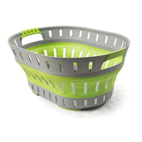 Companion Pop Up Green Laundry Basket