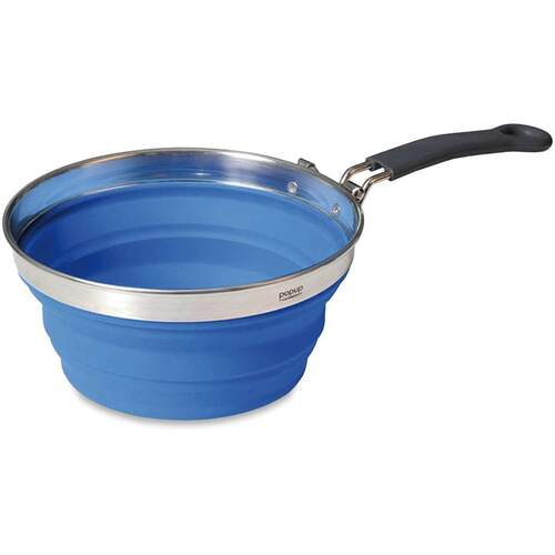 Companion Pop Up Saucepan 1.5L - Blue