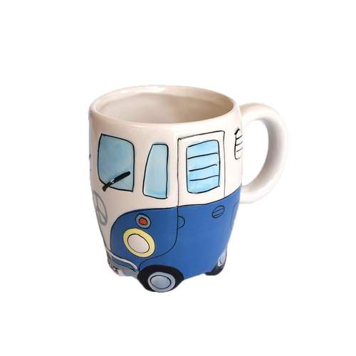 Dakota Blue Motorhome Mug