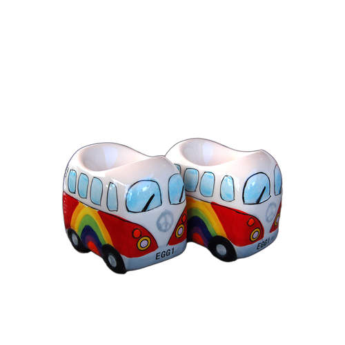 Dakota Rainbow Egg Cups 2pk