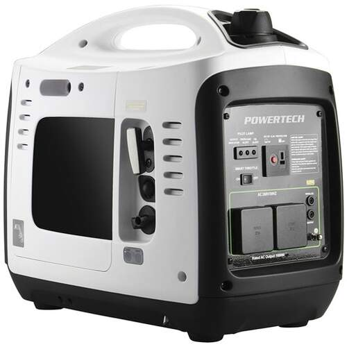 Powertech 2000w Pure Sine Wave 240v Inverter Generator