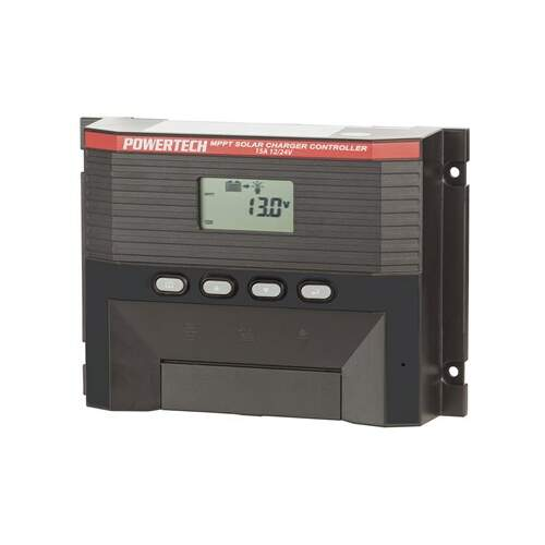 Powertech 12/24V 15A MPPT Solar Charge Controller