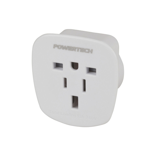 PowerTech NZ Travel Adaptor for USA and UK Devices