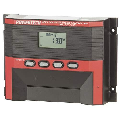 Powertech 12/24V 30A MPPT Solar Charge Controller