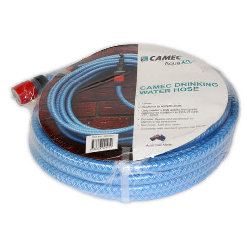 Camec Drinking Water 10mtr Hose